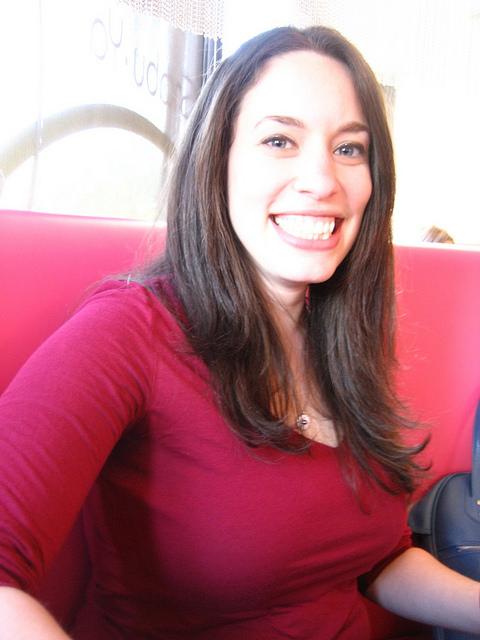 Portrait of Chloe Weil