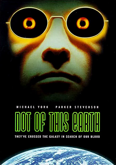 Not of This Earth (1995) poster